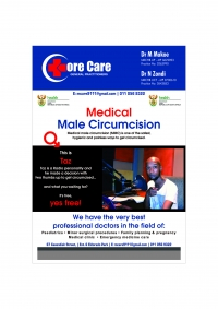 Male Medical Circumcision