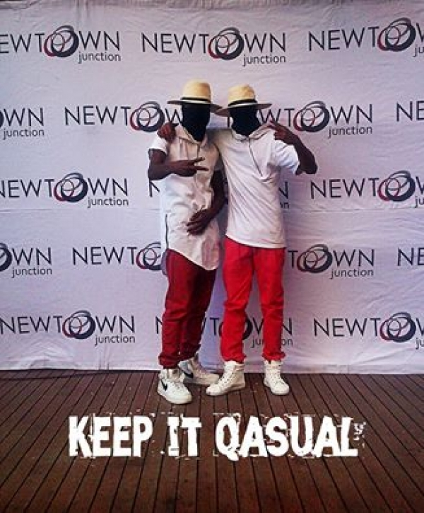 KEEP IT QASUAL