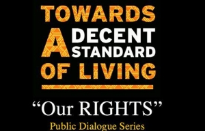 Public Dialogue about Your Right to Housing to be Held in Eldorado Park